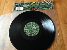 """Klaxons Golden Skans 12"""" Limited Edition Etched Single RINSE 002T 2007 Indie"""