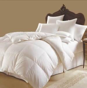Steppdecke 220x240 cm Bettdecke Oberbett Baumwolle Silikon 4 Jahreszeiten Decke