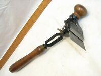 Clean Vintage Stanley No. 82 Scraper Plane Woodworking Tool