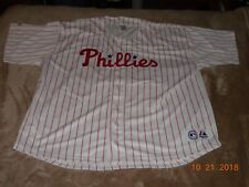 b3aad249503 MAJESTIC PHILADELPHIA PHILLIES BASEBALL JERSEY (sz. 4XL)