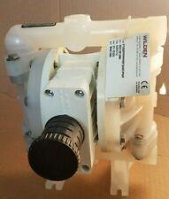 "Wilden Aodd Pump 0.5"" Pro-Flo Bolted Polypropylene Npt P100/Ppppp/Wfs/Wf/Pwf"
