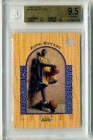 1996 Kobe Bryant Rookie UD3 #19 RC GEM MINT Beckett 9.5 Upper Deck