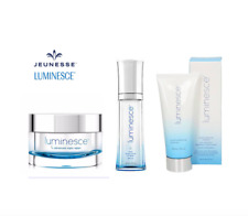 NEW Jeuness Luminesce Day Night Cleanser Cell Renewal Anti-aging Set *Free Post