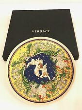 Versace Home Rosenthal Holiday Spirt Angel Plate With Box/COA VERSACE China $399