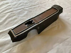 1969 1970 Roadrunner Charger 4 Speed Console B Body Original Mopar GTX Coronet