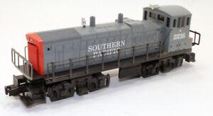 O K-Line EMD MP-15 Diesel Switch Locomotive Lights, Horn SP 2216  AC Only