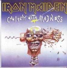 """IRON MAIDEN """"2 Minutes to midnight,Aces High, Can i play.."""" Set of 10  VINYL """"7"""""""