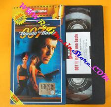 VHS film 007 IL MONDO NON BASTA James bond GRANDI FILM DI PANORAMA (F11*) no dvd