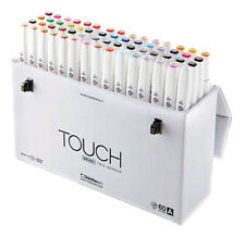 Shinhan Touch Twin Brush Marker Set 60 A