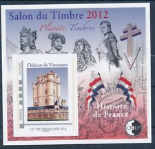 TIMBRE DE FRANCE - Bloc CNEP N° 61** Salon philatélique du Timbre 2012