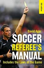The Soccer Referee's Manual - Includes the Laws of the Game - Football book