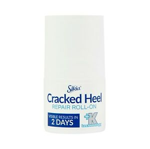 Silkia PediCare Cracked Heel Roll-On | Fast Acting 48 Hours | 50ml