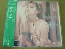 Madonna Like a Virgin and other big hits CD 日本版 Made in Japan 28XD-455 B