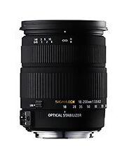 SLR Kamera-Teleobjektive mit Zoomobjektiv für Nikon