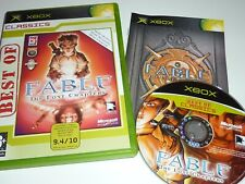 Fable The Lost Chapters : Xbox : Complete
