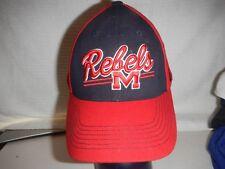d474c4b7288fa RUSSELL ADJUSTABLE SIZE REBELS BALL CAP HAT