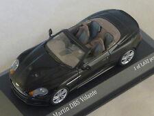 MINICHAMPS 400137930 - ASTON MARTIN DBS VOLANTE - 2010 Noir    1/43