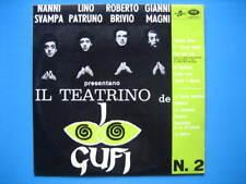 IL TEATRINO GUFI 2-RARO LP NUOVO-SVAMPA-PATRUNO-MAGNI