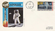 BUSTA PRIMO GIORNO APOLLO 12 HOUSTON NASA 1969 UNITED STATES 10 C 2-39