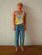 Jeux Jouet Vintage  MATTEL Hong Kong 1968  Barbie   KEN