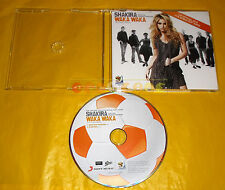 Shakira WAKA WAKA - CD singolo - CD - USATO - 2010 - CT