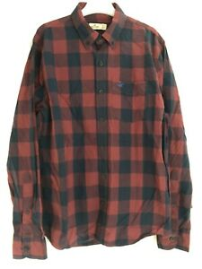 Mens Hollister Check Shirt UK Size Small