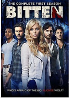 Bitten Season 1 - NEW DVD - Region 1