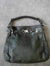Gorgeous! DKNY Donna Karan Pebbled Leather Hobo/Shoulder Handbag Purse