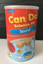 Lakeshore Learning Can Do! Sound Discovery Kit New