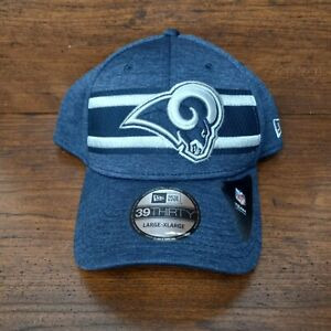 New Los Angeles Rams New Era Hat 39Thirty NFL On Field Cap Size Large XLarge