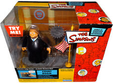 Simpsons Court Room Playset Intelli-Tronic Environment WOS MIB Judge Snyder Toy