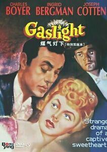 Gaslight (1944) - Charles Boyer, Ingrid Bergman (Region All)