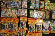 Pokemon Booster Pack LOTS Burning Shadows Dragons Exalted XY Flashfire Boosters