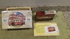 MINT IN BOX CORGI SUNBEAM TROLLEYBUS
