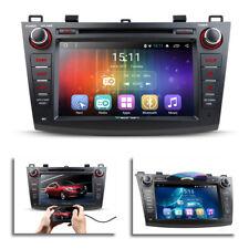 """Android 7.1 2 Go RAM 8"""" Multimedia DVD de voiture GPS mutuelle Contrôle Pour Mazda 3 10-13"""