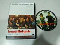 Beautiful Girls Matt Dillon Uma Thurman - DVD Español - 1T