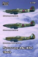 Sword 1/72 Supermarine Spitfire Mk.XIV (3 in 1) # 72133