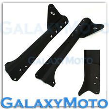 "Jeep TJ 97-06 Steel Cab Upper Windshield Mounting Brackets for 50"" LED Light bar"