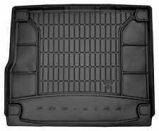 TM TAILORED RUBBER BOOT LINER MAT TRAY for VW Touareg II R-line 2014-2018