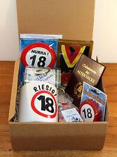 18 Geburtstag Geschenkideen Party Ideen lustige Geschenke Junge Mann Freund Humo
