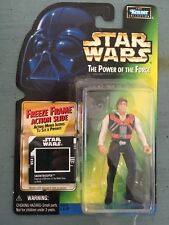 NEW! Hasbro Star Wars Commtech Han Solo Action Figure VARIANT NIP
