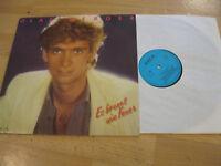 LP Olaf Berger Es brennt wie Feuer  Vinyl Schallplatte AMIGA DDR 856253