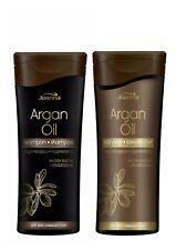 Joanna Argan Oil Regenerating Hair Shampoo + Conditioner Set 200ml Damaged Hair