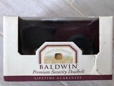 Baldwin Tahoe Single Cylinder Deadbolt Lock VB New In Box