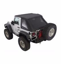 Smittybilt Bowless Combo Top for 07-16 Jeep JK Wrangler 2 Door 9073235