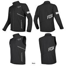 FOX Mens Adult Legion Softshell Jacket Black Off-Road/MX/ATV/Motorcycle 21890-