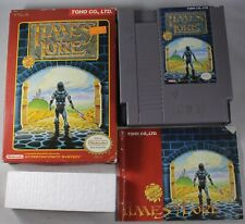 Times Of Lore (Nintendo NES) Complete in Box GOOD