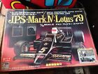 NIB 1/10 Bandai JPS Mark IV LOTUS 79 team bolid formula-1 1979 Mario Andretti