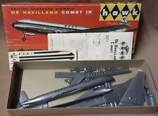 Older Hawk British Overseas Airways De Havilland Comet IV Model Kit # 507-98