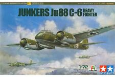 TAMIYA 60777 1/72 Ju88 C-6 Heavy Fighter
